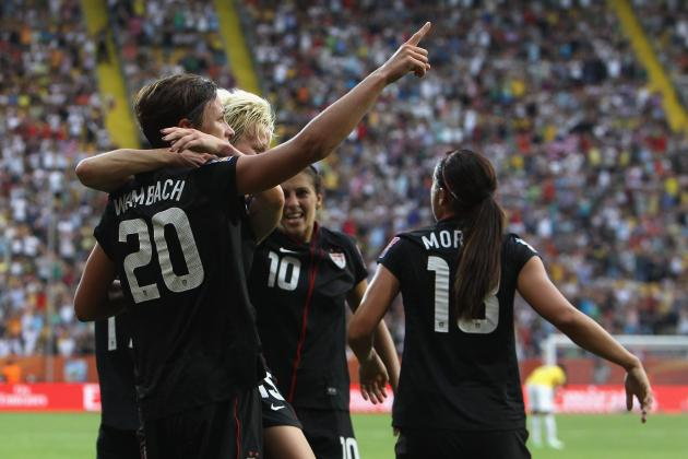 5 Reasons Why USWNT Will Win Olympic Gold in London