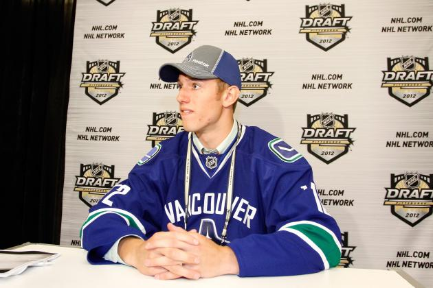 Vancouver Canucks: Late Draft Picks Nothing to Overlook