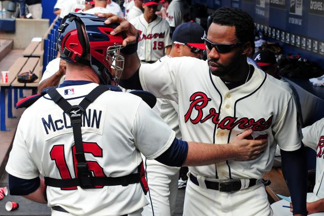 Atlanta Braves 2012: 5 Players That Need a Big Second Half