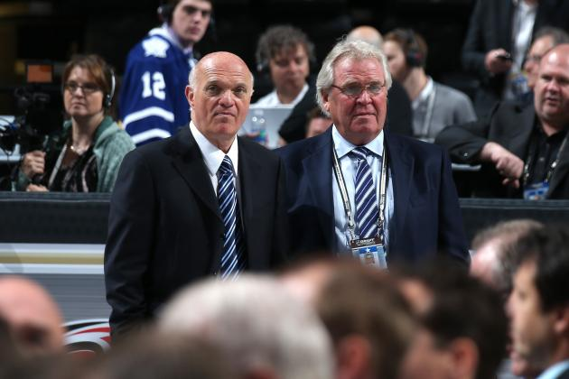 NHL Draft 2012: Post-Draft Grades for Each of the Newest New York Rangers