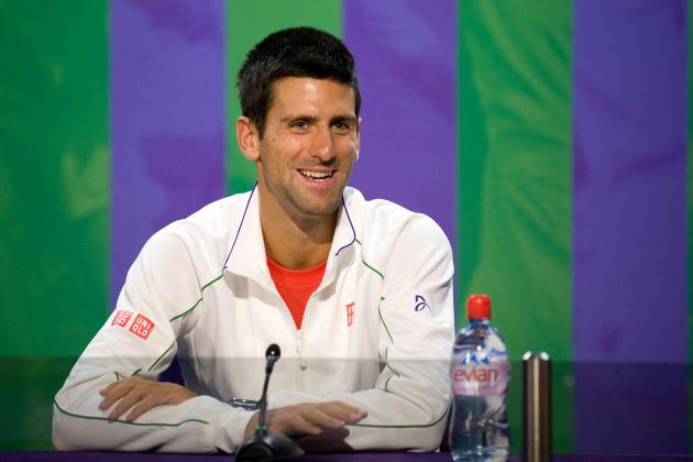 Wimbledon 2012: Novak Djokovic and Favorites to Win the Championship