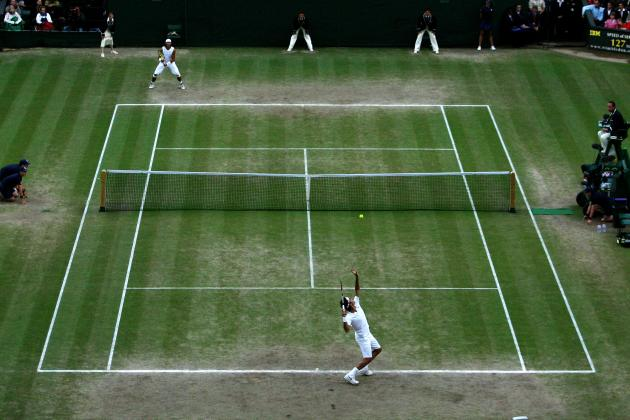 Wimbledon 2012: Roger Federer vs. Rafael Nadal and Matchups We're Dying to See