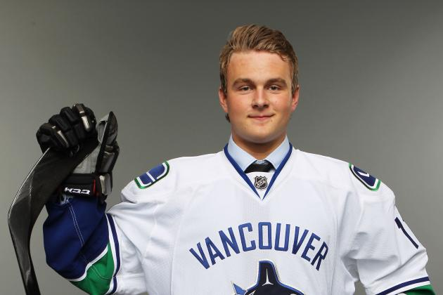 'Prospect'ive: Top 10 Prospects of the Vancouver Canucks