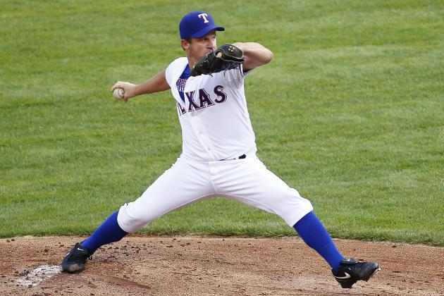Texas Rangers: 6 Things We Learned from Roy Oswalt's First Rangers Start