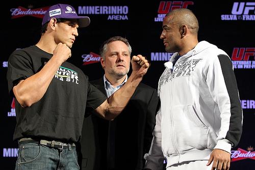 UFC 147: Cezar Ferreira, 4 Fights for the TUF Winner to Take Next