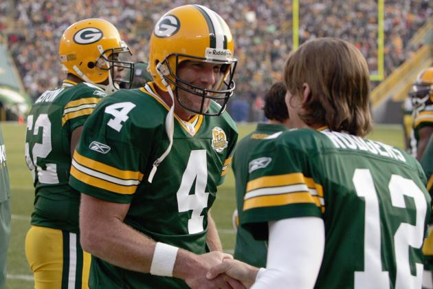 Brett Favre vs. Aaron Rodgers: Definitive Tale of the Tape