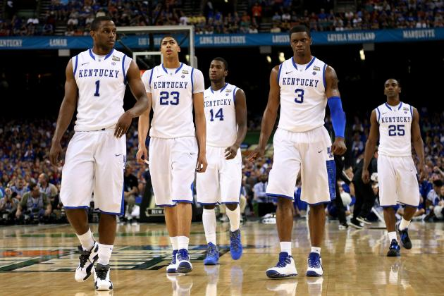 NBA Draft 2012: Where Will Each Kentucky Wildcat End Up?