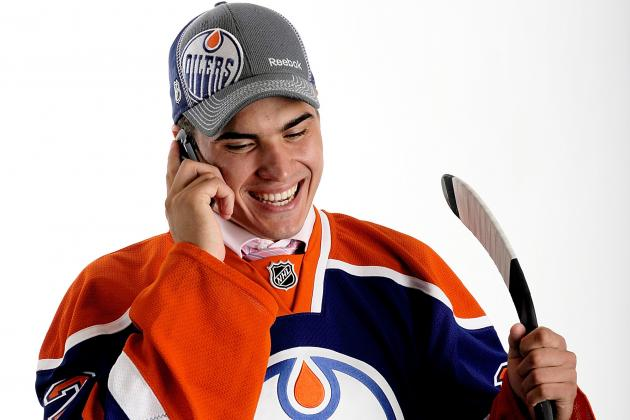 Nail Yakupov: 5 Bold Predictions for No. 1 Pick's NHL Career