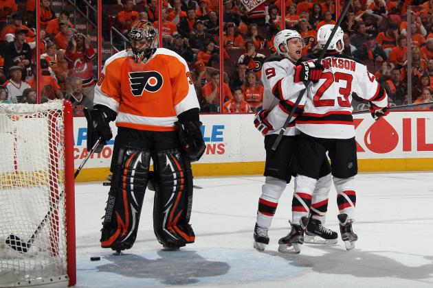 Philadelphia Flyers: 2 Important Keys to Success for 2012-2013