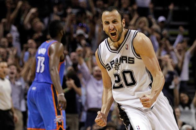 Manu Ginobili and the 10 Biggest Round 2 Steals in NBA Draft History