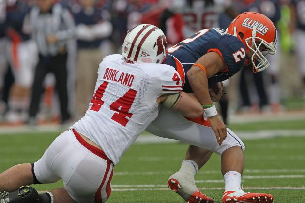 Wisconsin Football: What You Need to Know about Badgers LB Chris Borland