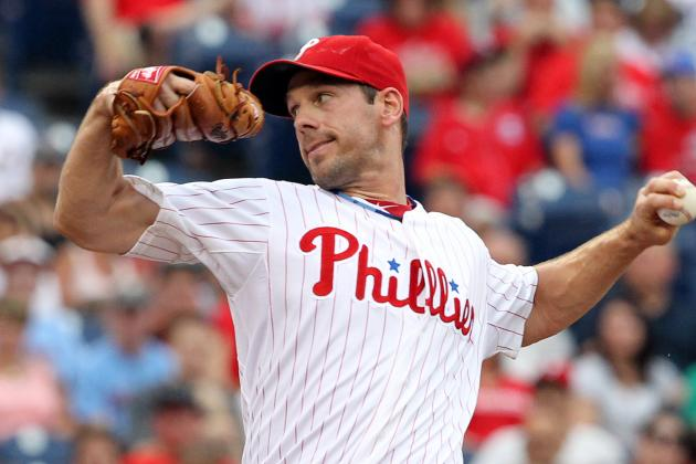 MLB Trade Speculation: 5 Teams Who'd Sell the Farm for Phillies' Cliff Lee