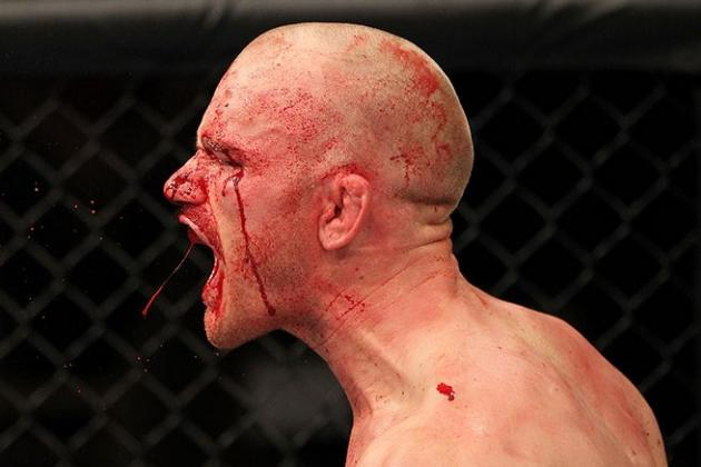 10 Best UFC KOs from the First 6 Months of 2012