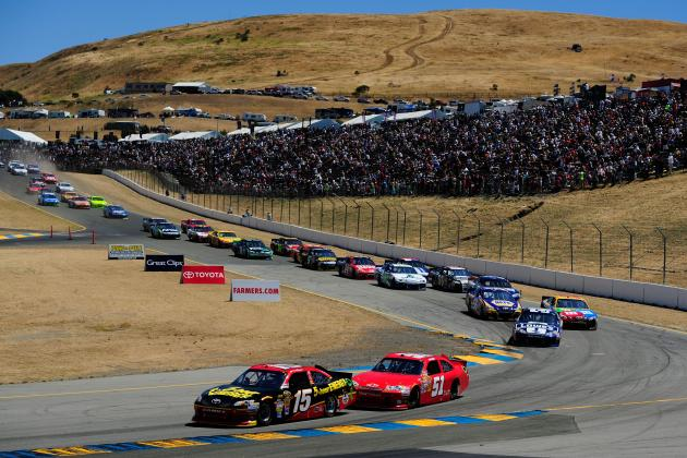 NASCAR's Biggest Surprises at Sonoma and Road America
