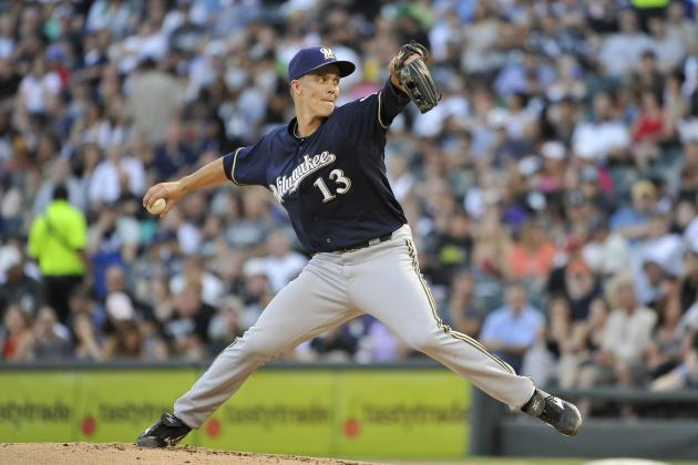 MLB Trade Rumors: Latest Updates on Matt Garza, Zack Greinke and Top Targets