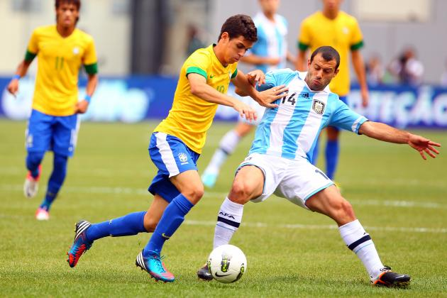 World Football: Top 10 International Kits of 2012-13