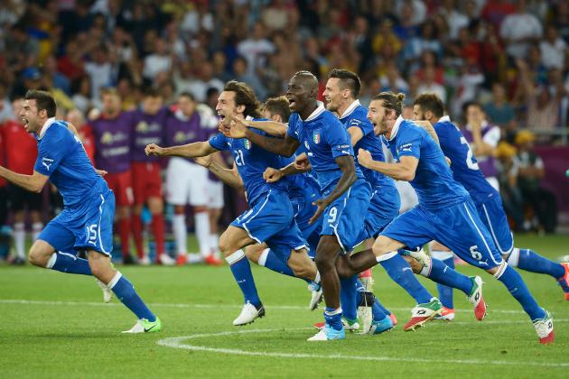 Cristiano Ronaldo and 5 Best Players Remaining at Euro 2012