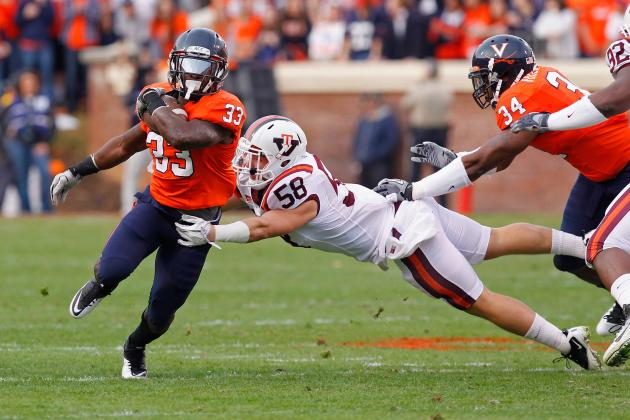 Virginia Football: 5 Players the Cavaliers Can't Live Without in 2012