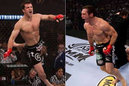 Luke Rockhold vs. Tim Kennedy: Early Head-to-Toe Breakdown