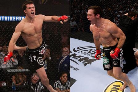Luke Rockhold vs. Tim Kennedy: Early Head-to-Toe Breakdown