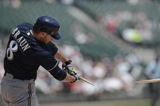 Why Milwaukee Brewers' Ryan Braun Is the Best Outfielder in the MLB Right Now