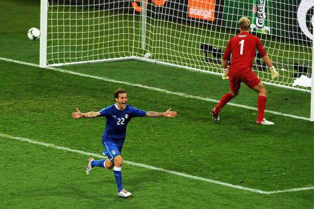 Euro 2012: Top 15 Moments of the Tournament so Far
