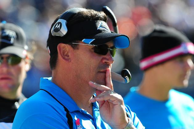 5 Questions Carolina Panthers Must Answer in Training Camp