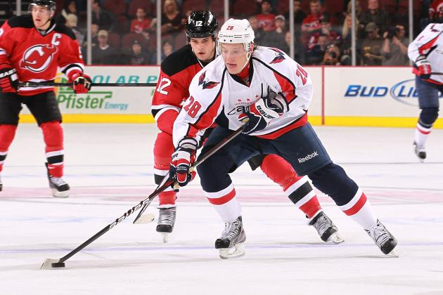 NHL Free Agents 2012: The Top 16 Forwards on the Market and Where They'll Go