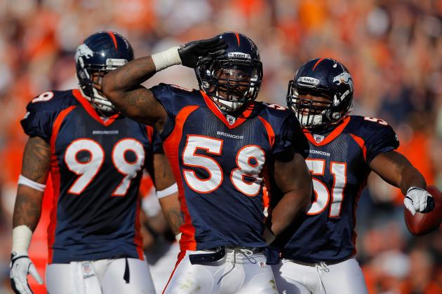 Predicting Top Offensive, Defensive Stat Leaders for the Denver Broncos