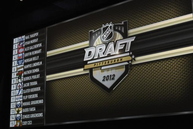 NHL Power Rankings: Grades for Every Team, Post-Draft Edition