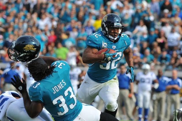 Predicting Top Offensive, Defensive Stat Leaders for Jacksonville Jaguars