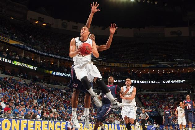 NBA Draft 2012: Is John Jenkins 1st-Round Material?