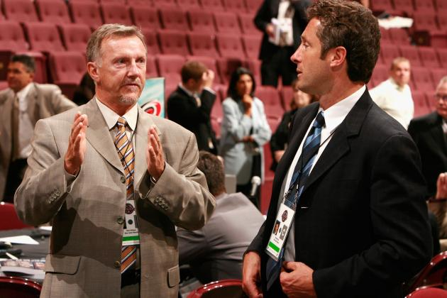 NHL Draft 2012: Grading Each San Jose Sharks Pick
