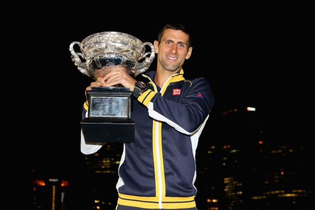 Novak Djokovic: The Making of a Champion: Part 1