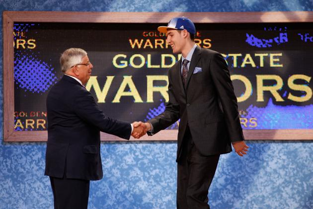 2012 NBA Mock Draft: How Past Golden State Warriors GMs Would Use No. 7 Pick