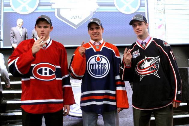 Predicting When Each NHL Team's Top Draft Pick Will Reach the NHL