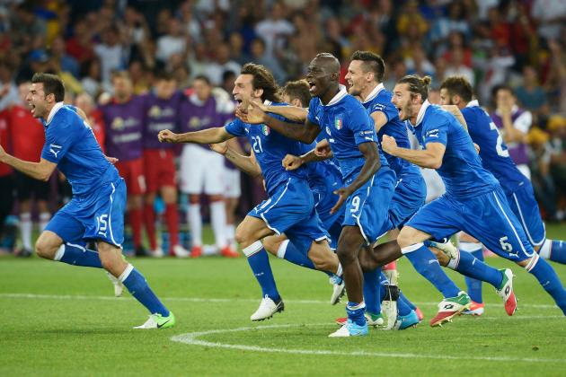 Euro 2012: 6 Reasons Germany vs. Italy Will Be a Classic