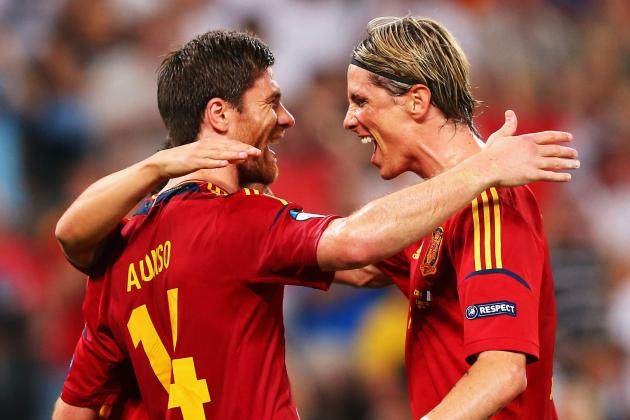 Euro 2012: Title Odds for Spain, Germany, Portugal and Italy