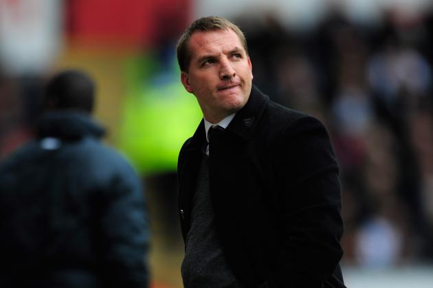 Predicting Brendan Rodgers' Starting XI at Liverpool