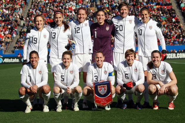 6 U.S. Women's Soccer Storylines No One Is Talking About