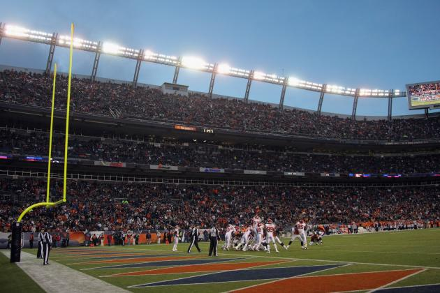 Denver Broncos: Early Win-Loss Predictions for 2012 Schedule