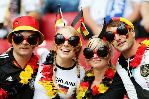 Euro 2012: Best Fan Moments of the Tournament