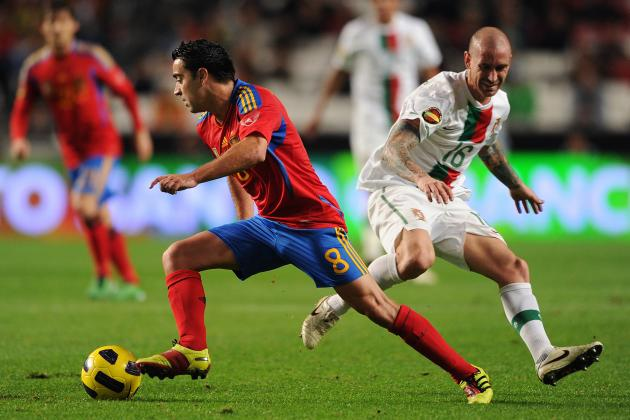 Portugal vs. Spain:  Complete Preview for Euro 2012 Semifinal 1