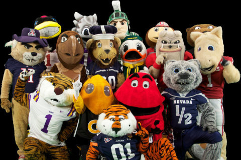 Building the Ultimate College Football Mascot Team