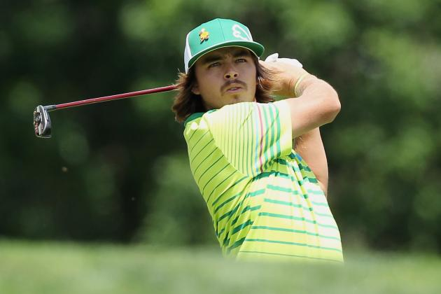 Rickie Fowler and the 5 Young Guns Ready to Win a Major Championship
