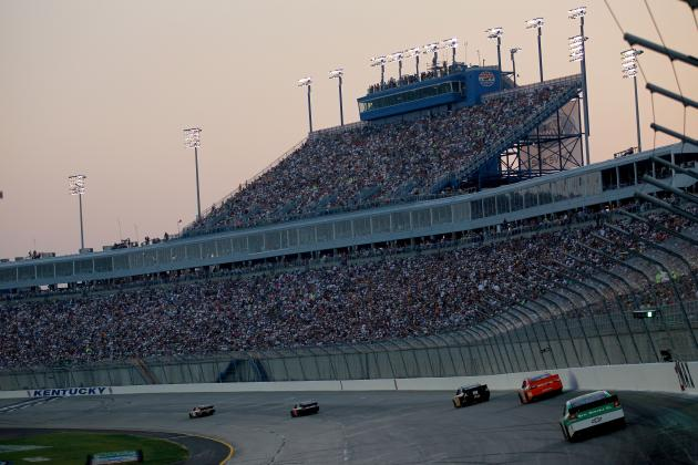 Fantasy NASCAR Picks for the Quaker State 400 at Kentucky