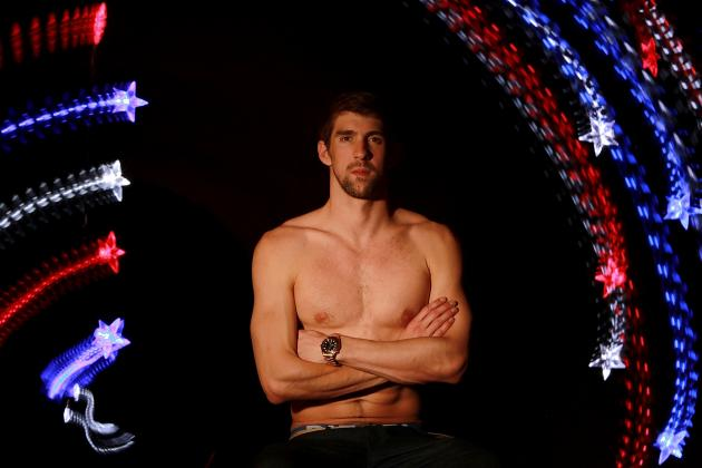 London 2012: 5 Top Stars the World Will Be Watching