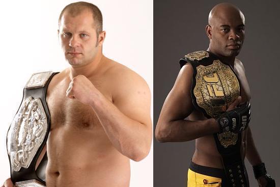 Anderson Silva vs. Fedor Emelianenko: Who's the Greatest of All Time?