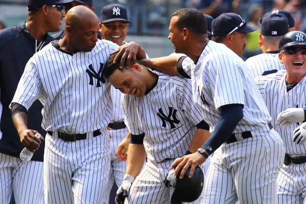 5 Reasons New York Yankees Are in First Place for Good
