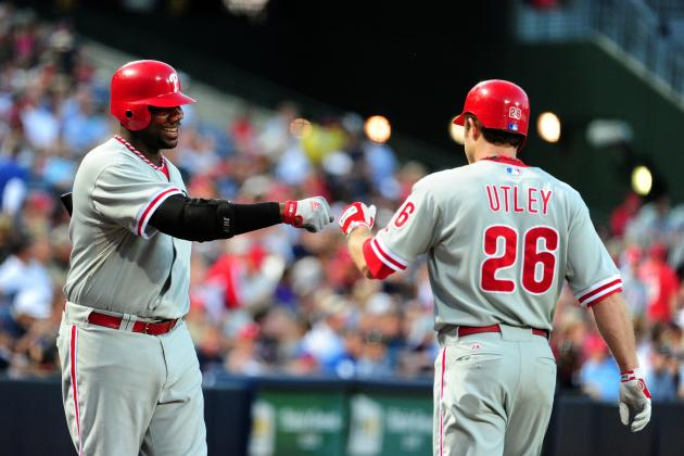 5 Tweaks Philadelphia Phillies Can Make Until Chase Utley, Ryan Howard Return